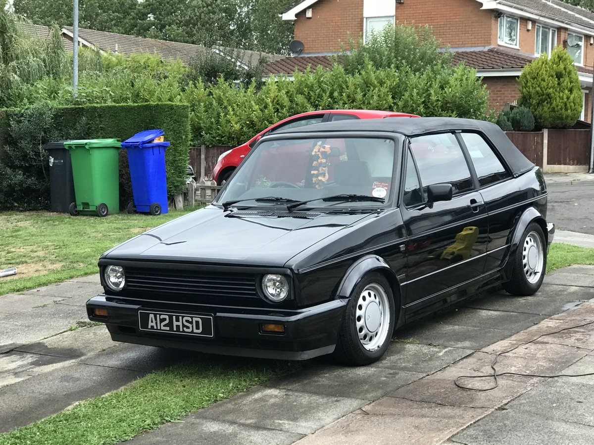 1991 My first and only mk1 golf clipper For Sale (picture 5 of 6)