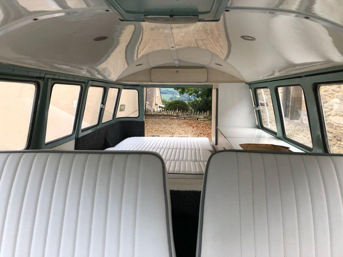Volkswagen Splitscreen 15 Window 1968 Campervan For Sale (picture 6 of 6)