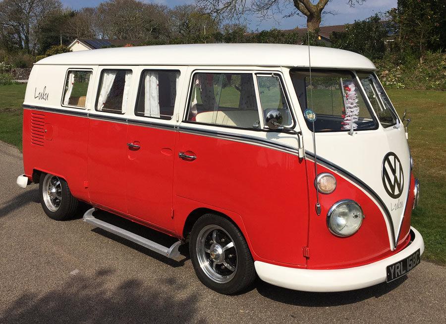 1965 VW Splitscreen LHD Van For Sale (picture 1 of 12)