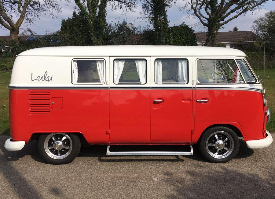 1965 VW Splitscreen LHD Van For Sale (picture 3 of 12)