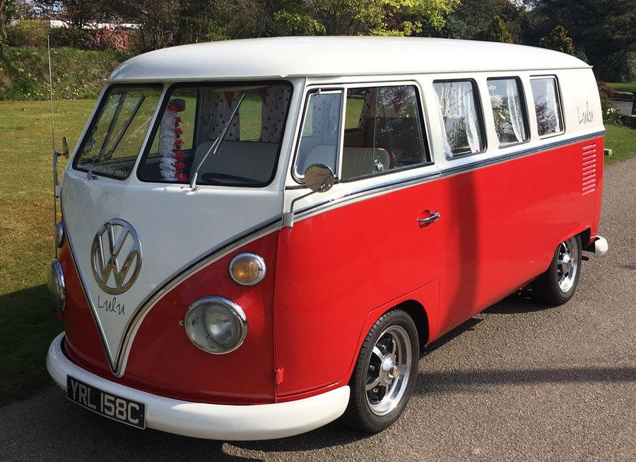 1965 VW Splitscreen LHD Van For Sale (picture 5 of 12)