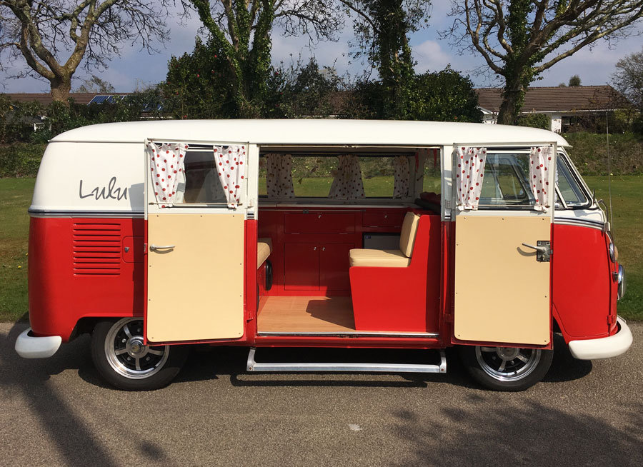 1965 VW Splitscreen LHD Van For Sale (picture 8 of 12)