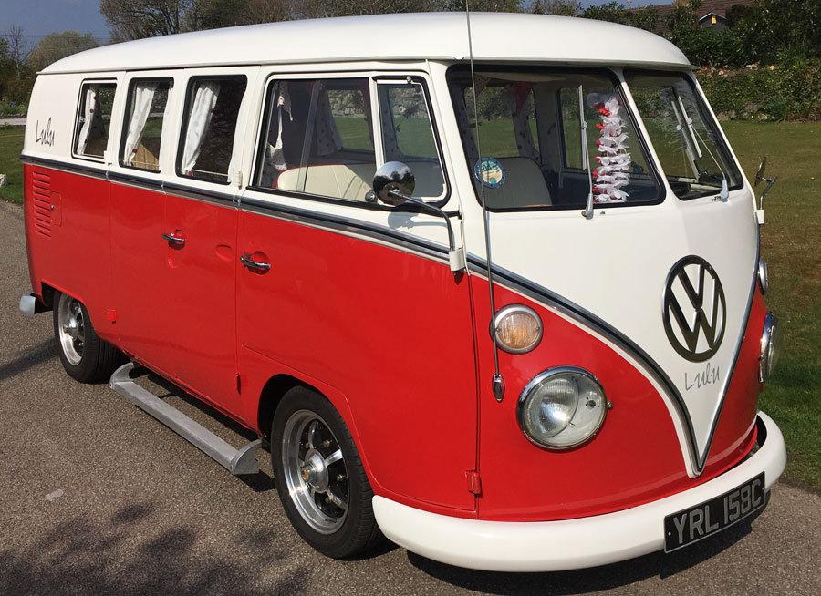 1965 VW Splitscreen LHD Van For Sale (picture 11 of 12)