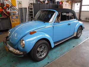 1976 Volkswagen 1303 S Cabrio For Sale