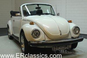 Volkswagen Beetle Cabriolet 1975 in good condition