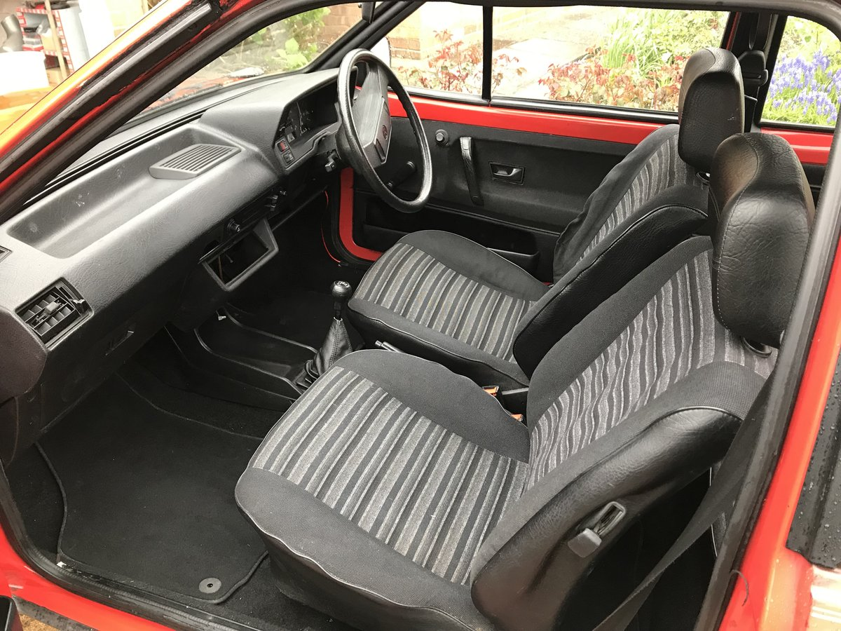 1985 VW Mk2 Polo Saloon 1.3L For Sale (picture 2 of 6)