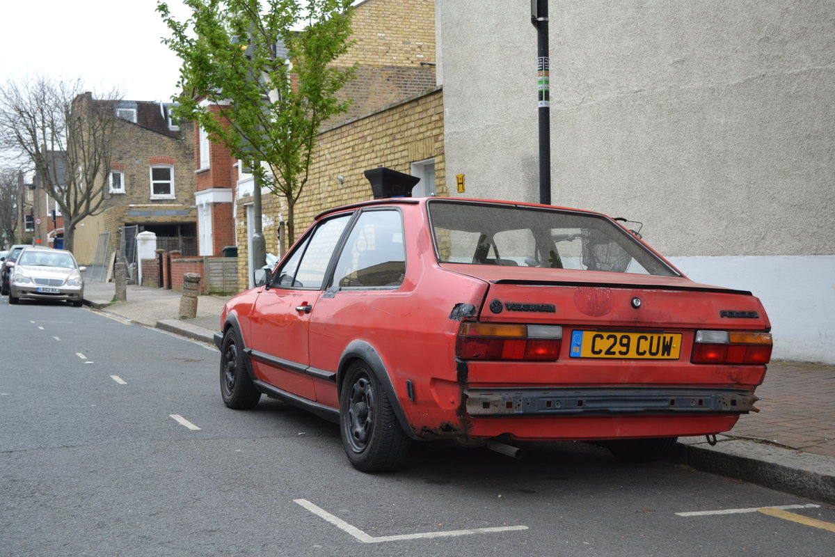 1985 VW Mk2 Polo Saloon 1.3L For Sale (picture 4 of 6)