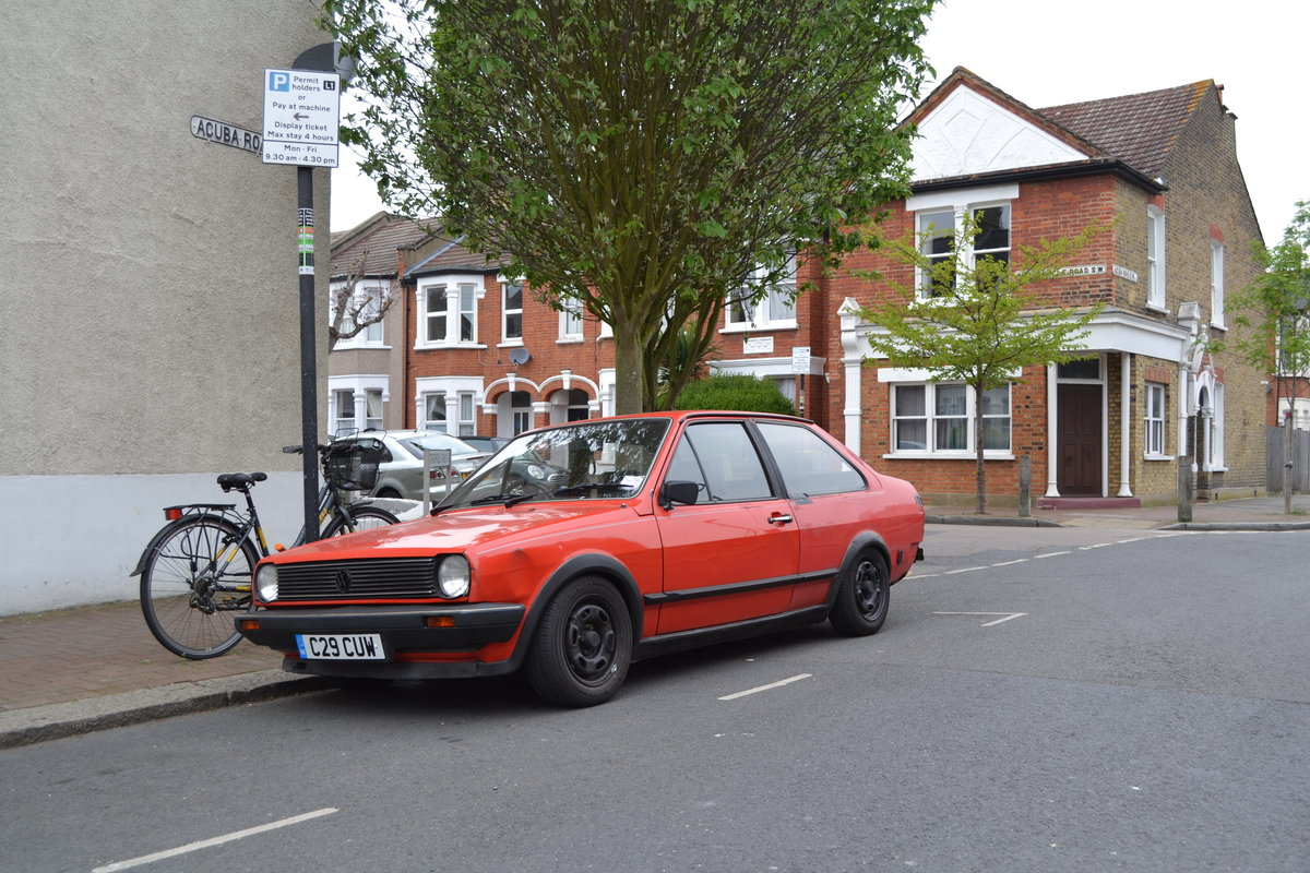 1985 VW Mk2 Polo Saloon 1.3L For Sale (picture 5 of 6)