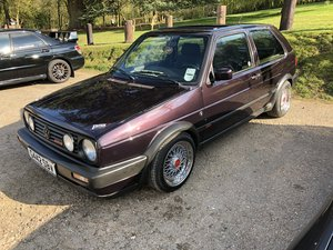 1990 Mk2 Golf G60 Edition One For Sale