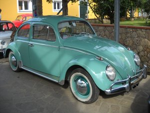 Volkswagen Beetle 1200 saloon year 1962 6Volts !!