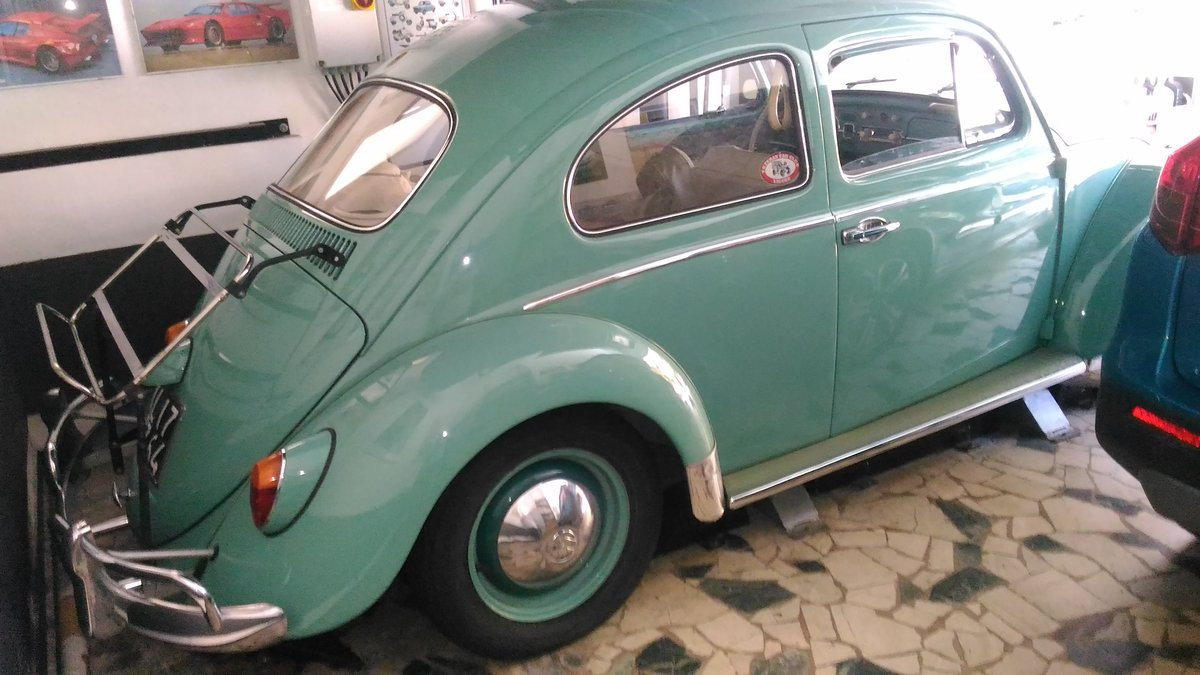 Volkswagen Beetle 1200 saloon year 1962 6Volts !! For Sale (picture 2 of 6)
