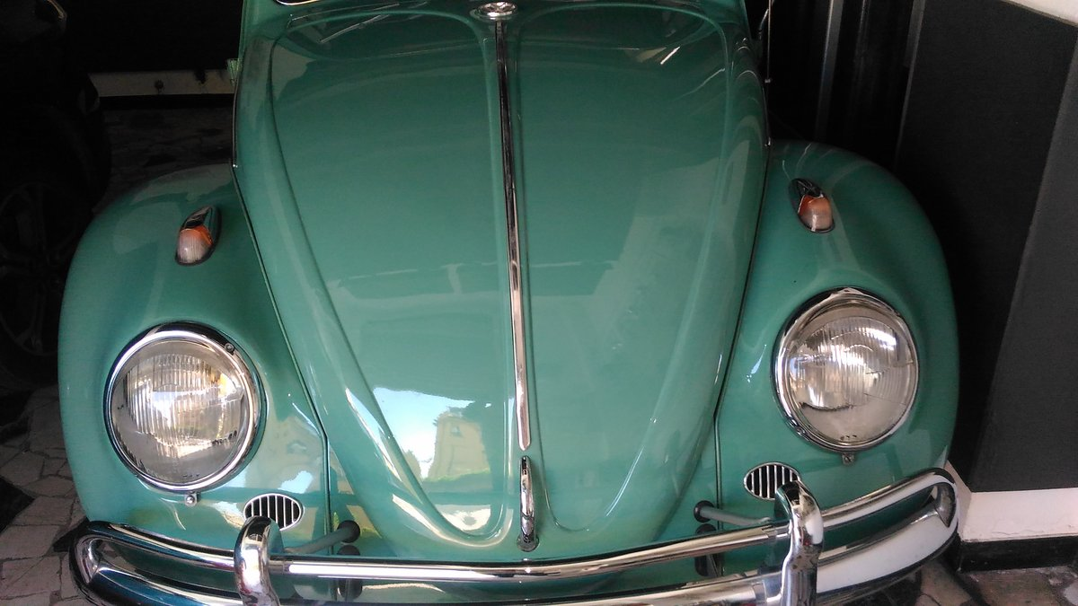 Volkswagen Beetle 1200 saloon year 1962 6Volts !! For Sale (picture 3 of 6)