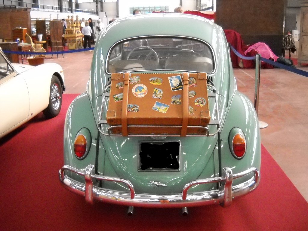 Volkswagen Beetle 1200 saloon year 1962 6Volts !! For Sale (picture 4 of 6)