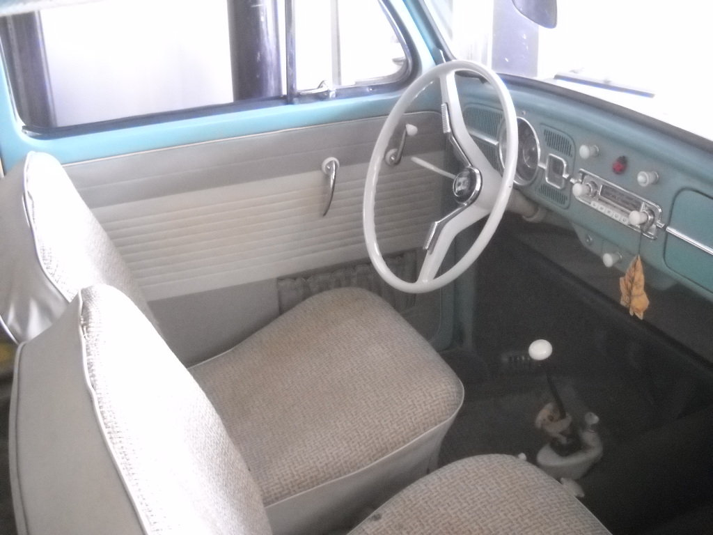 Volkswagen Beetle 1200 saloon year 1962 6Volts !! For Sale (picture 5 of 6)