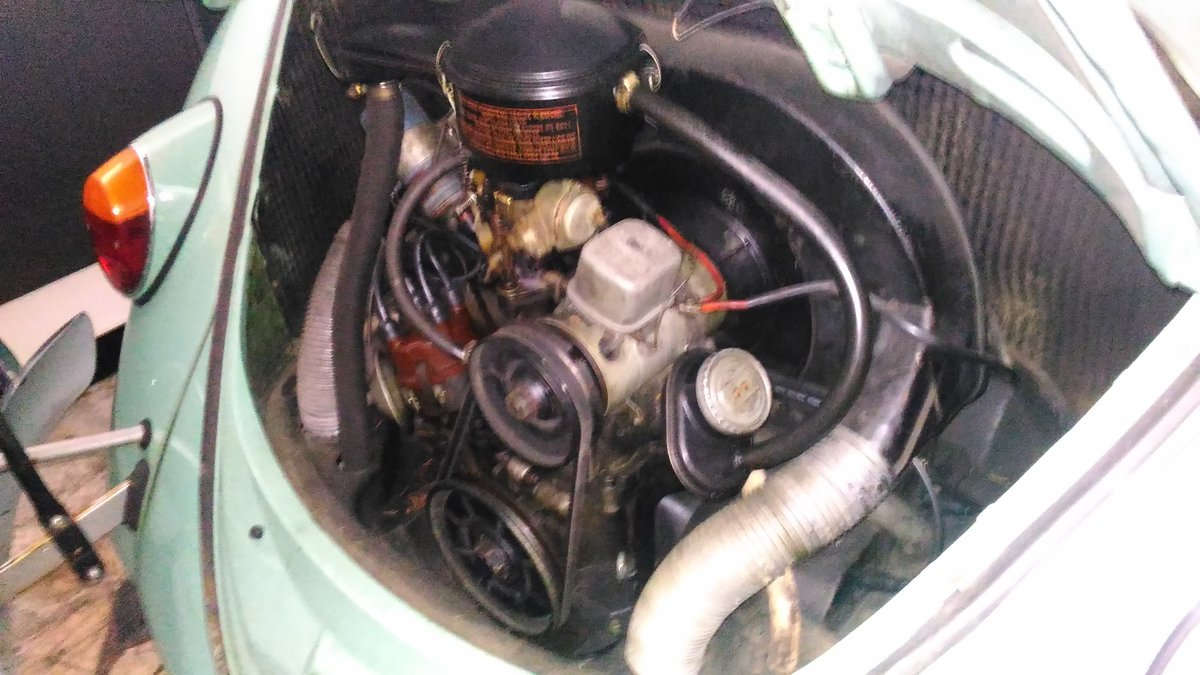 Volkswagen Beetle 1200 saloon year 1962 6Volts !! For Sale (picture 6 of 6)