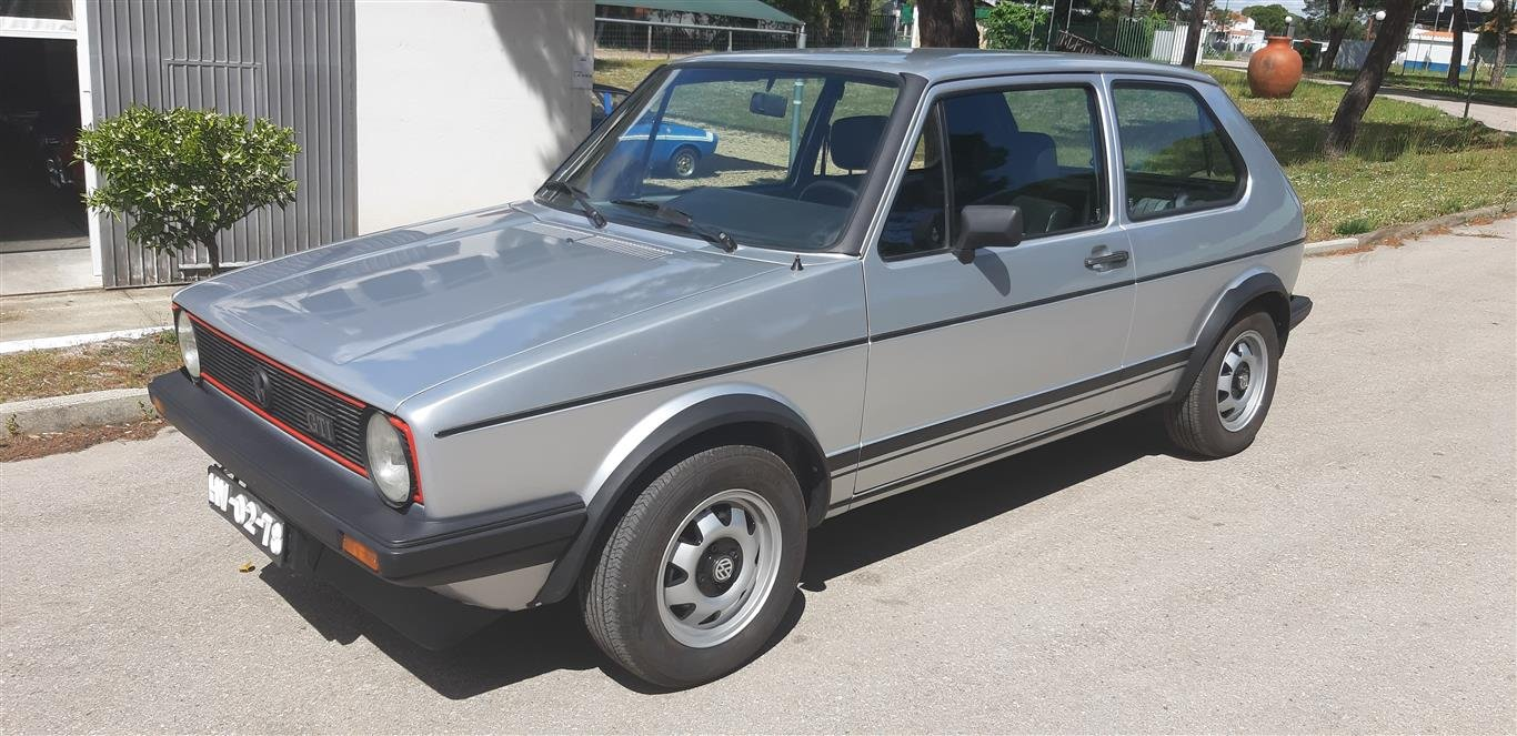 1981 VW GTi in very good condition For Sale (picture 1 of 6)