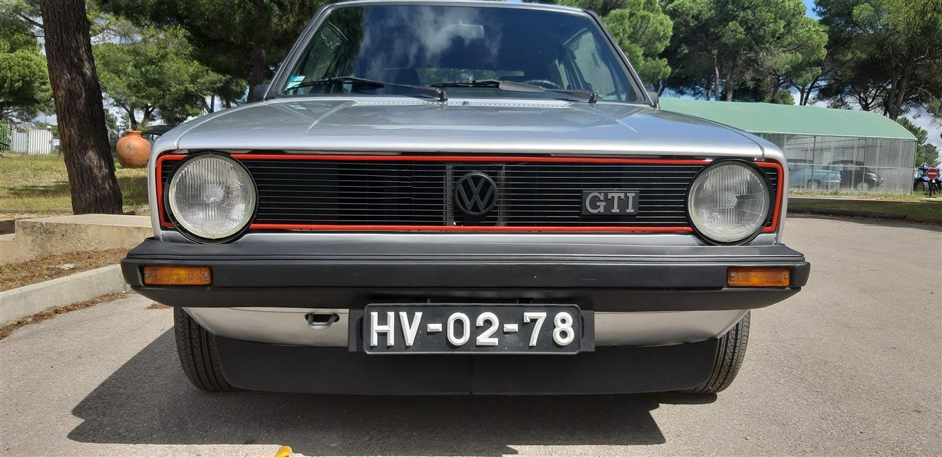 1981 VW GTi in very good condition For Sale (picture 2 of 6)