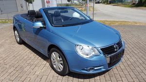 2007 Vw eos muséum condition l.h.d. Only 2660km For Sale