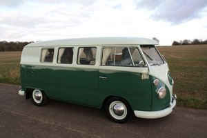 1965 VW Split Screen Camper Van. Factory RHD. Devon Bus