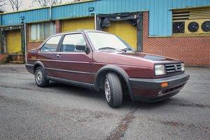 1991 VW Jetta 2 door 1800cc 4 speed coupé