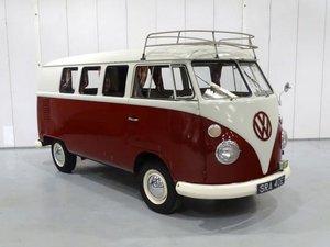 1967 Volkswagen Type 2 Canterbury Pitt 'Moto-Caravan'