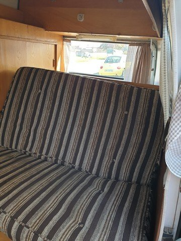 Volkswagen Kombi Hi Roof Camper For Sale (picture 4 of 6)