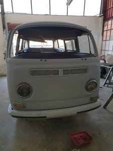 Volkswagen Kombi body on wheels For Sale