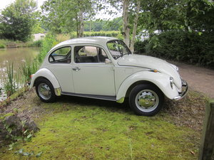 1972 Nut and bolt restored VW Beetle 1200 For Sale