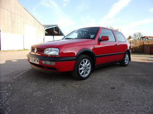 1996P volkwagon golf Gti,exception orig condition For Sale