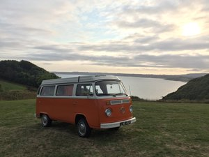 1976 VW Westfalia RHD T2 Bay
