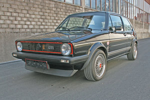 1981 VW Golf GTI Mk 1  -  Show room condition For Sale