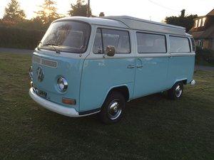1972 Amazing Bay Window  Devon Campervan For Sale