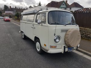 Vw  volkswagen westfalia trinity camper 1970 For Sale
