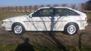 1989 1.8 scala coupe