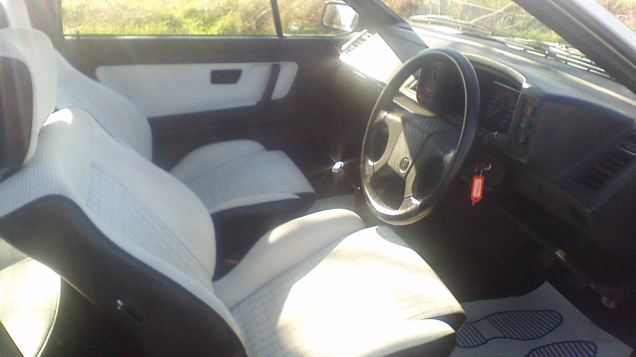 1989 1.8 scala coupe For Sale (picture 3 of 3)