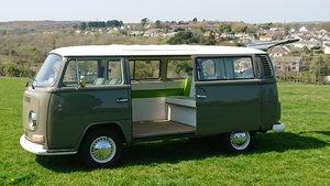 VW T2 Bay Window 1972, ready to go. RHD