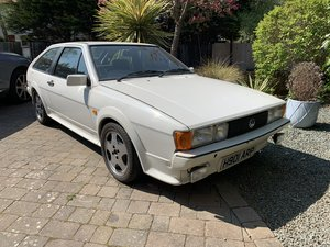 1991 Mk2 Scirocco Scala - only 93k miles