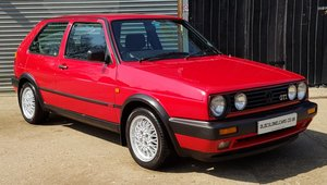 1991 Absolutly outstanding Golf GTI Mk2 8v -ONLY 60,000 Miles-FSH For Sale