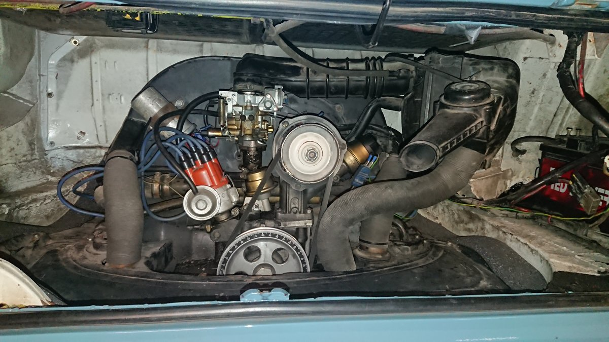1977 VW Type 2 Bay Window - Rare Rag Top For Sale (picture 2 of 6)