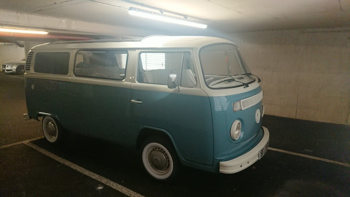 1977 VW Type 2 Bay Window - Rare Rag Top For Sale (picture 4 of 6)