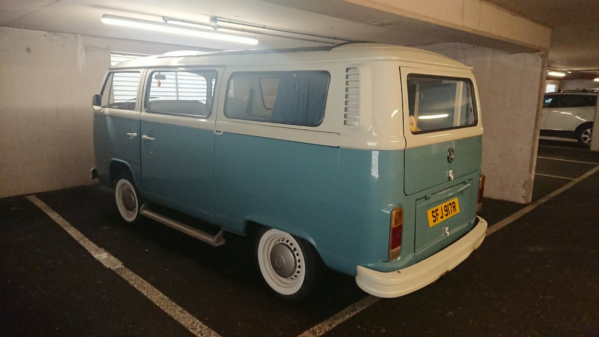 1977 VW Type 2 Bay Window - Rare Rag Top For Sale (picture 6 of 6)