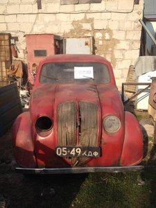 1939 VW STER50
