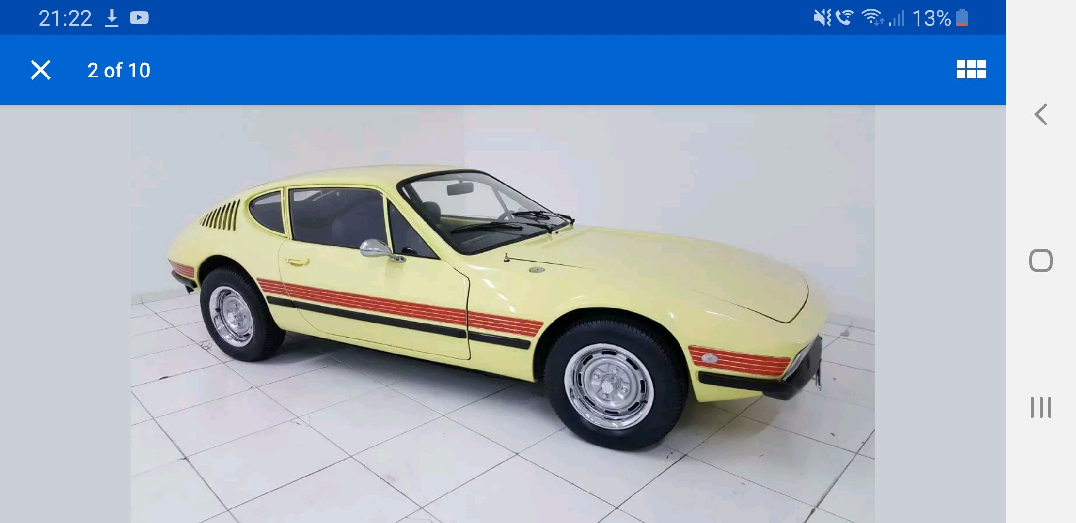 VW SP2   1973 For Sale (picture 1 of 6)