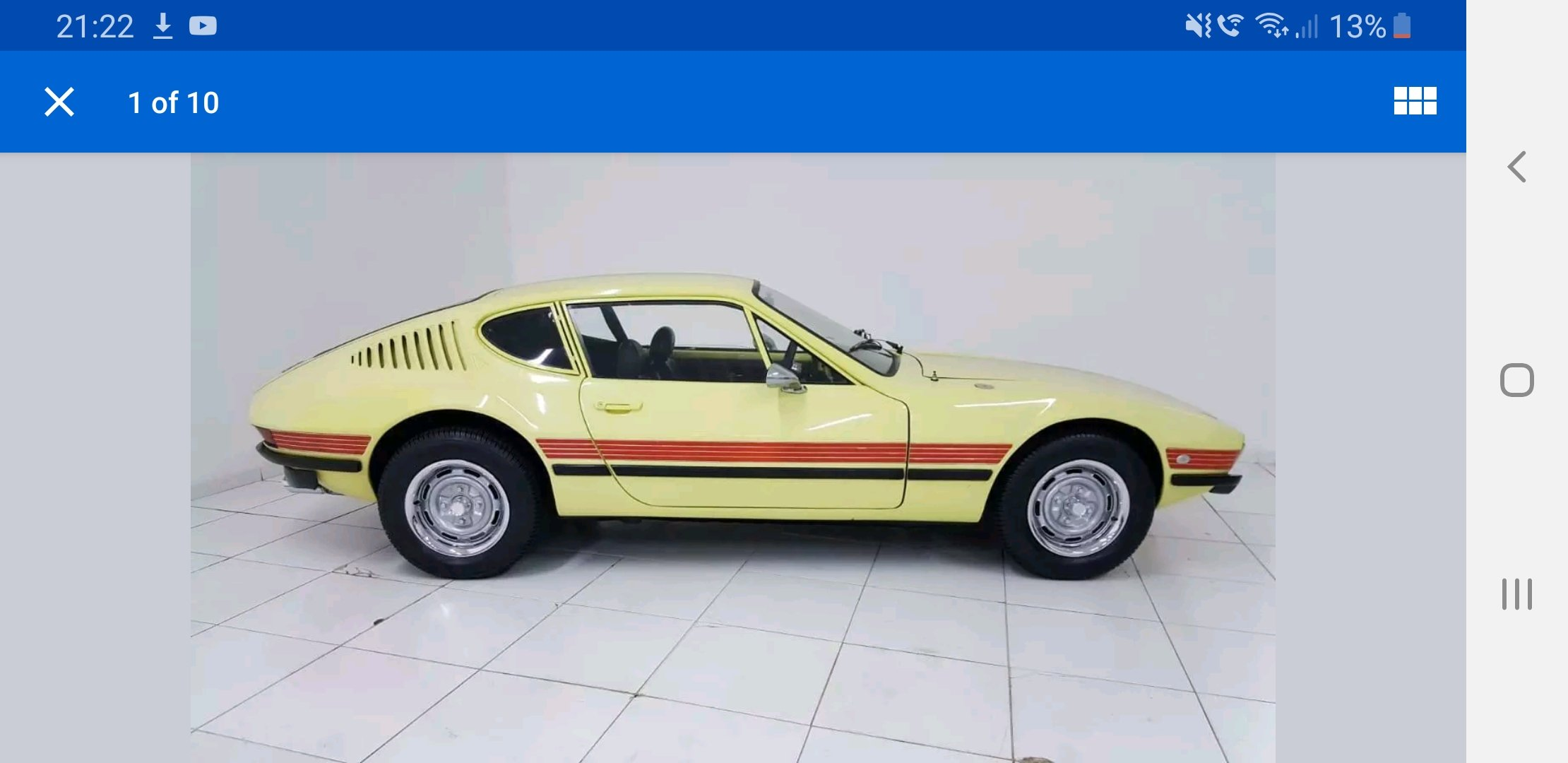 VW SP2   1973 For Sale (picture 2 of 6)