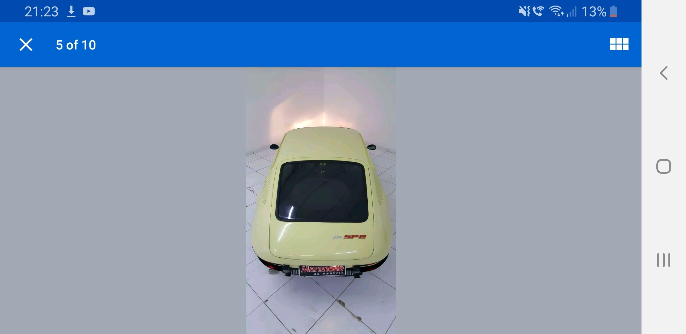 VW SP2   1973 For Sale (picture 3 of 6)