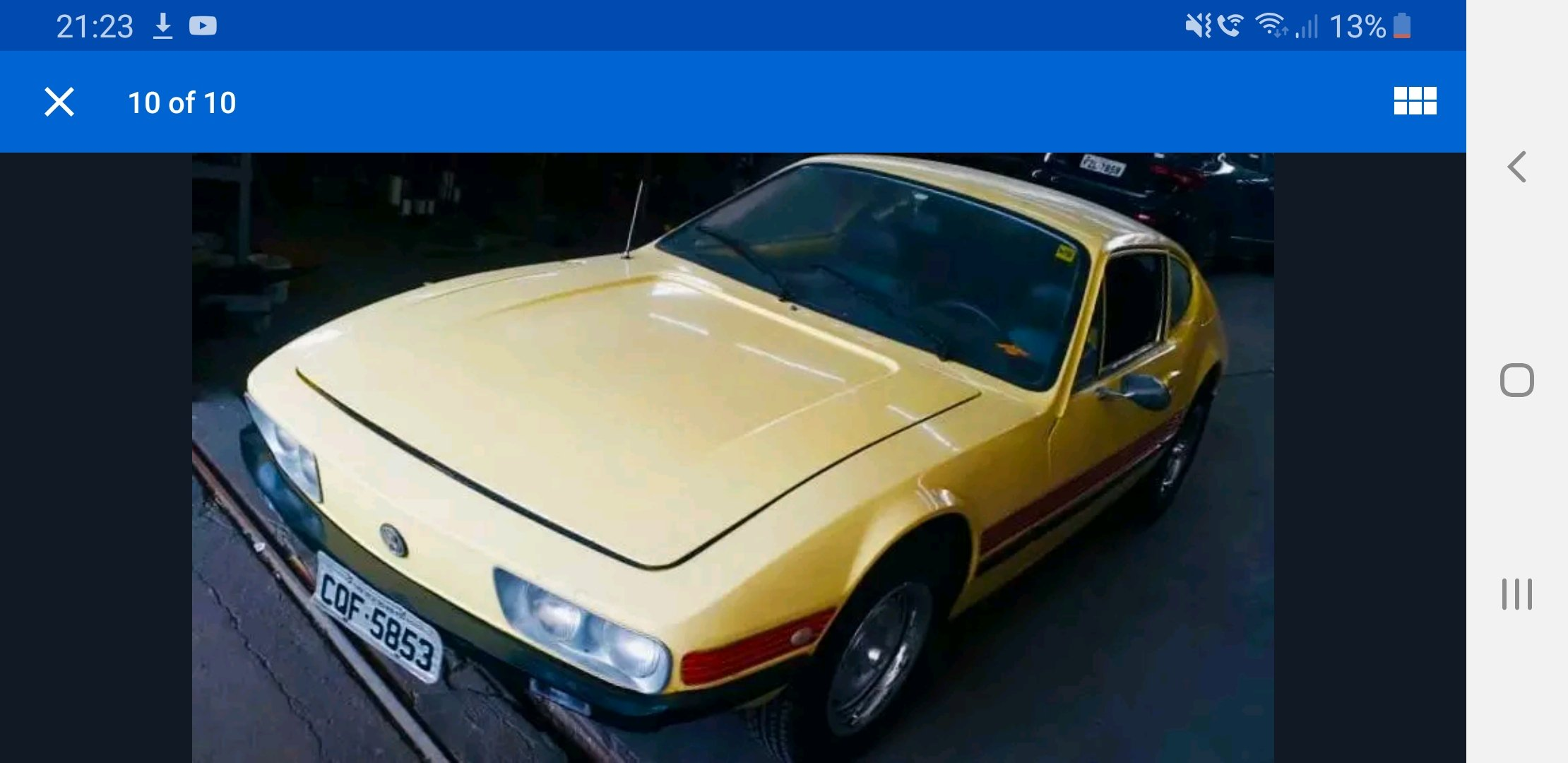VW SP2   1973 For Sale (picture 6 of 6)