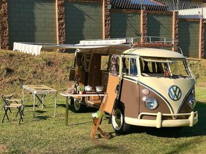 1973 Brazilian T1 camper van model SOLD