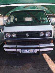 1989 Volkswagen T25 Transporter Oettinger WBX6 Syncro
