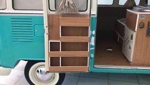 1973 Camper van top quality restoration For Sale