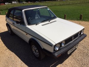 1987 GENUINE 55K MILES, AMAZING TIME WARP GOLF CLIPPER, SERV/HIST For Sale